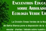La tarea educativa de la División Áreas Verdes del Instituto Cultural