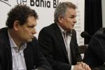 El intendente entregó un aporte económico a clubes de la Asociación Bahiense de Basquetbol