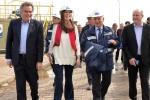 La gobernadora Vidal visitó Bahía Blanca y reafirmó su compromiso con la ciudad y la región