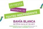 Se desarrolla en Bahía Blanca la VII Fiesta Provincial de Teatro Independiente