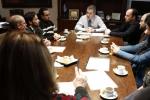 Programa de comunicación interna: encuentro con personal de Infraestructura