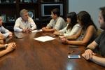 Atención al vecino: el intendente y las SAPEM firmaron convenio de colaboración