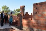 Avanza la construcción del primer Hogar de Protección Integral municipal