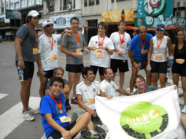 Bahía Blanca Running Team