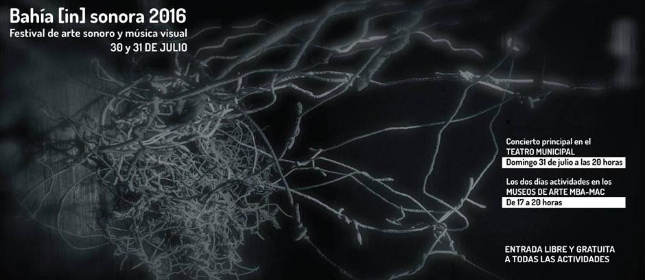 Música electroacústica y experimental: el fin de semana se presenta Bahía [in] Sonora