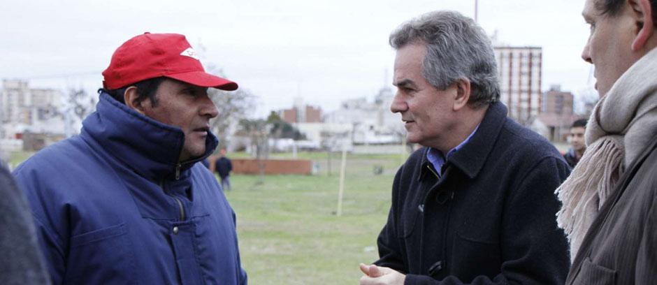 Echando Raíces: se formalizó un acuerdo para la promoción del arbolado urbano
