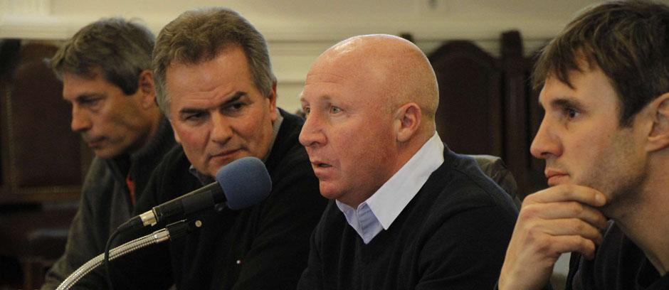 El secretario de Deporte de la Nación presentó a los clubes los alcances de la tarifa social