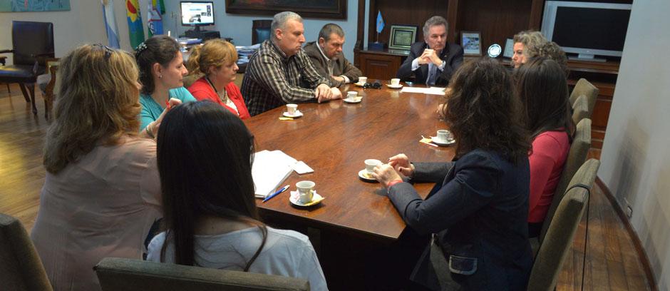Programa de comunicación interna: desayuno con agentes de la Secretaría de Hacienda y Desarrollo Económico